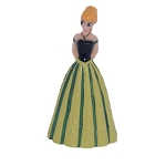 Disney Series 18 Mini Figure - Frozen - Coronation Anna