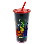 Disney Tumbler w/ Straw - Rainbow Disney - Walt Disney World 2020