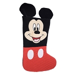 Disney Christmas Stocking - Knit Character - Mickey Mouse