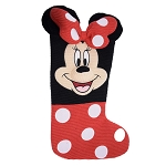 Disney Christmas Stocking - Knit Character - Minnie Mouse