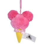 Disney Keychain - Minnie Mouse Ice Cream Cone