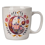 Disney Mug - C is for Sleeping Beauty Castle - ABC Disney Letters - Disneyland