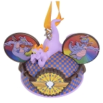 Disney Ear Hat Ornament - Imagination Institute - Figment
