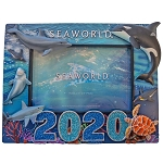 SeaWorld Photo Frame - 2020 Sea Life Logo
