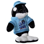 SeaWorld Plush - 2020 Sea Life Logo Orca Whale