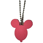 Disney Keychain - Foam Series - Mickey Head Balloon
