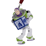 Disney Ornament - Hand Painted - Toy Story - Buzz Lightyear
