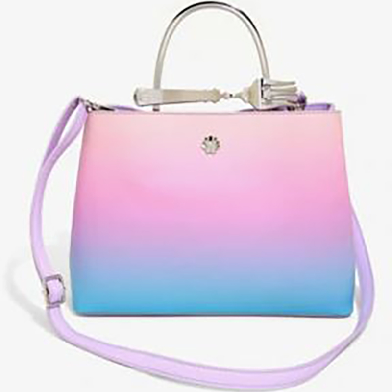 Disney Loungefly Handbag - The Little Mermaid - Dinglehopper - Ombre