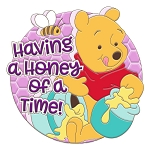 Disney Pin - Disney Scents - Winnie the Pooh - Limited Edition