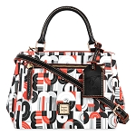 Disney Dooney & Bourke Bag - Mickey & Minnie Mouse - Geometric - Satchel