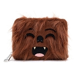Disney Loungefly Zip Around Wallet - Chewbacca Cosplay