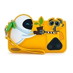 Disney Loungefly Flap Wallet - Wall-E & Eve - Boot Plant