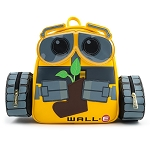 Disney Loungefly Mini Backpack Bag - Wall-E & Eve - Boot Plant