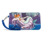 Disney Loungefly Flap Wallet - Peter Pan Mermaid
