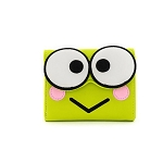 Disney Loungefly Trifold Wallet - Keroppi Cosplay - Sanrio