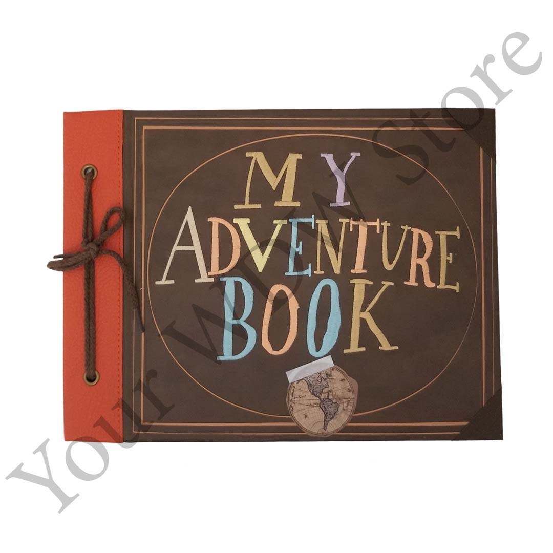 Disney Journal - UP - Carl and Ellie's My Adventure Book
