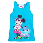 Disney Girls Shirt - Minnie Mouse - Love Summer - Tank