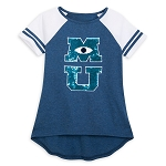 Disney Girls Shirt - Monsters University - Reversible Sequin