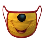 Disney Face Mask - Winnie The Pooh Face