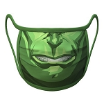 Disney Face Mask - Incredible Hulk Face