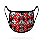Disney Face Mask - Minnie Mouse Polka Dot