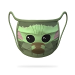 Disney Face Mask - Star Wars - Mandalorian - The Child