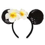 Disney Minnie Ear Headband -Disney Aulani - Plumeria