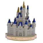 Disney Magnet - Magic Kingdom - Cinderella Castle - Most Magical Place on Earth