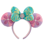 Disney Minnie Ear Headband - Minnie Main Attraction - it's a small world