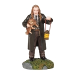 Universal Figure - Harry Potter Village - Filch and Mrs. Norris