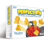 Disney Perfection Game - Perfection - Theme Park Edition