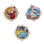 Disney Pin Set - D23 A Goofy Movie 25th Anniversary - Limited Edition
