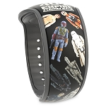 Disney MagicBand 2 Bracelet - Star Wars The Empire Strikes Back 40th Anniversary
