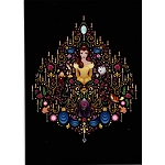 Disney Postcard - Jason Ratner - An Enchanted Beauty