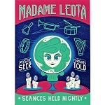 Disney Postcard - Dave Perillo - Madame Leota