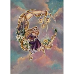 Disney Postcard - John Coulter - Tangled Dreams