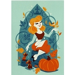 Disney Postcard - Caley Hicks - Once Upon a Time