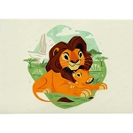 Disney Postcard - Caley Hicks - Remember Who You Are