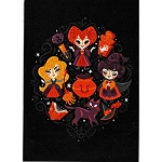 Disney Postcard - Caley Hicks - Hocus Pocus