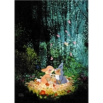 Disney Postcard - Nidhi Chanani - Kinda Bashful