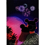 Disney Postcard - Nidhi Chanani - Dreams Come True