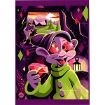 Disney Postcard - Jeff Granito - Mine Mine Mine
