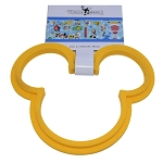Disney Mickey Mousewares Pancake Ring - Silicone - Yellow