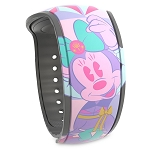 Disney MagicBand 2 Bracelet - Minnie Mouse The Main Attraction - it's a small world - Limited Edition
