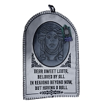Disney Christmas Holiday Stocking - Haunted Mansion - Madam Leota