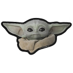Disney Window Decal - Star Wars - Baby Yoda - Profile