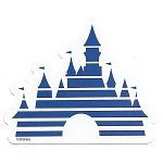Disney Window Decal - Cinderella Castle