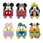 Disney Loungefly Mystery Pin - Mickey and Friends Mini Backpacks