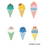 Disney Loungefly Mystery Pin - Princess Ice Cream Cones