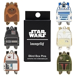 Disney Loungefly Mystery Pin - Star Wars Mini Backpacks